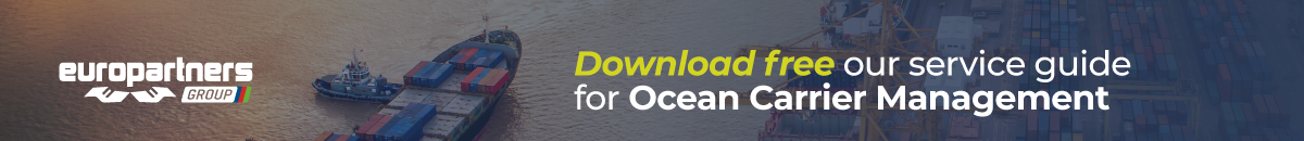 Download free our service guide for Ocean Carrier Management